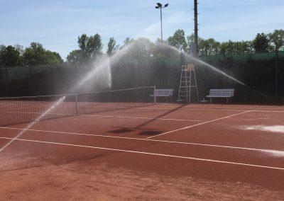 Tennisplatz Bergkirchen